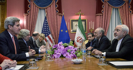 Ahead of nuclear deadline, Iran and US grope for trust