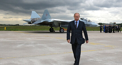 Grounded? Russia's answer to US next-gen fighter hits the skids.