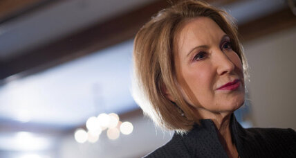 Carly Fiorina: There's a 'higher than 90 percent' chance she'll run for president