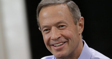 Martin O'Malley slams Hillary Clinton, says presidency is not 'some crown'