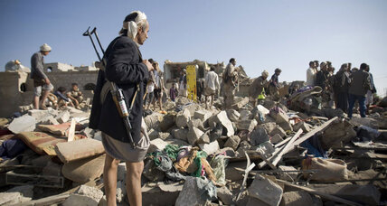 Why White House cannot afford to ignore Yemen civil war (+video)