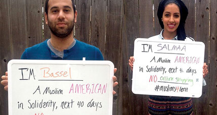 #Muslims4Lent join in Christian fast for solidarity