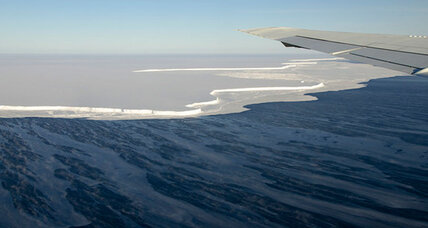 West Antarctica's ice shelves thinning fast, study finds
