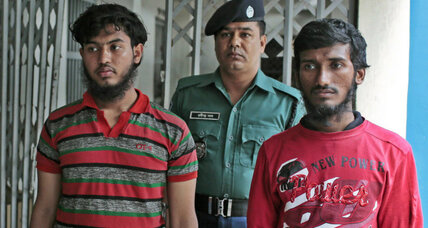 Murder of blogger in Bangladesh highlights attacks on free expression