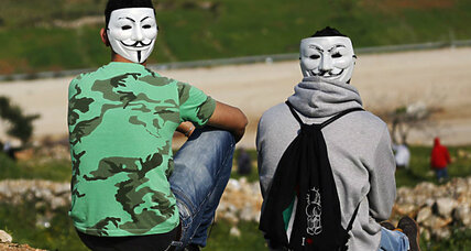 How credible is the Anonymous threat to Israel?