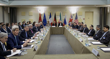 What Iran nuclear talks mean for oil prices