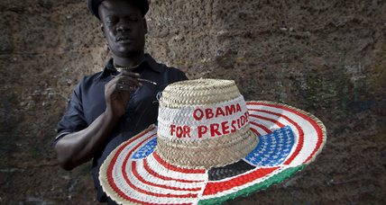 Obama to visit Kenya, birthplace of his father, for first time as president (+video)