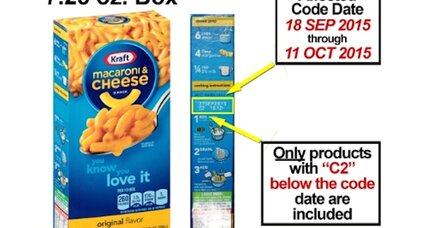 Kraft recalls 242K cases of Mac & Cheese for metal pieces. Are you affected?