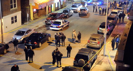Boston Police officer shot, suspect killed: A case of justified deadly force? (+video)
