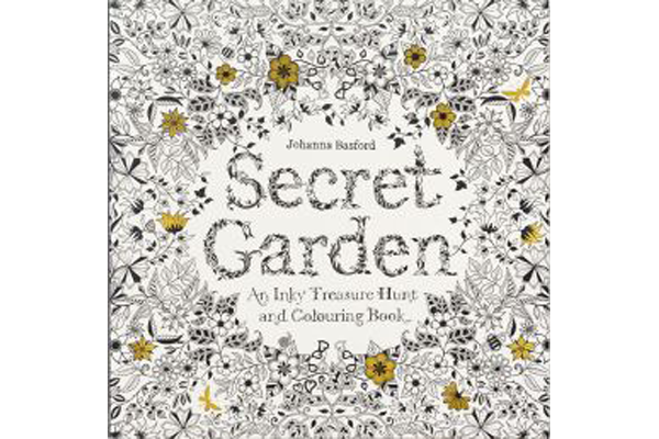 Scottish Illustrator Johanna Basfords Secret Garden Coloring Book For Adults Has Sold 14 Million Copies In 22 Languages Since It Was Released Spring