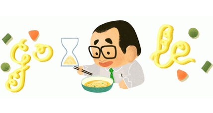 Momofuku Ando's secret to instant ramen: tiny holes in the noodles