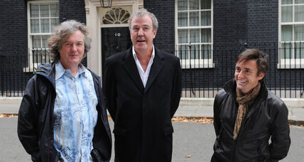 Top Gear's Jeremy Clarkson suspended by BBC, no show this week