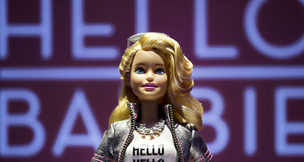 Hello Barbie, goodbye privacy? Why some are calling new doll 'creepy'