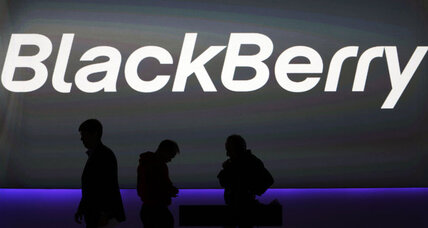 BlackBerry joins forces for 'spy-proof' SecuTABLET (+video)