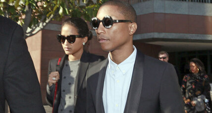 Jury says Pharrell Williams, Robin Thicke copied Marvin Gaye song for 'Blurred Lines'