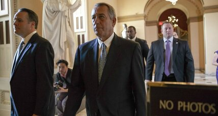 Why Homeland Security crisis is about much more than John Boehner (+video)