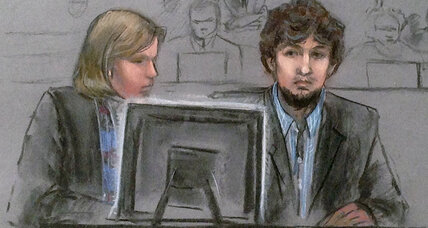 Texts, laptop files in focus at Boston Marathon bombing trial