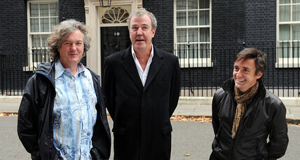 BBC suspends 'Top Gear' host Jeremy Clarkson after 'fracas'