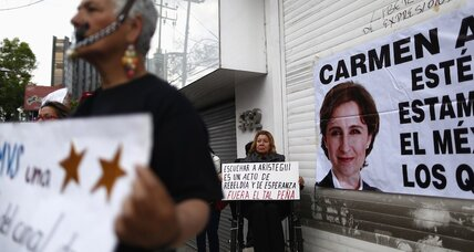 What does firing of well-known journalist mean for Mexico?
