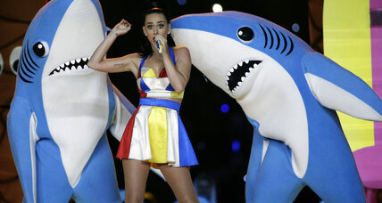 Katy Perry is selling fans a chance to be #LeftShark