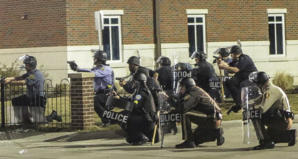Police shootings in Ferguson raise stakes in city's efforts to clean house (+video)