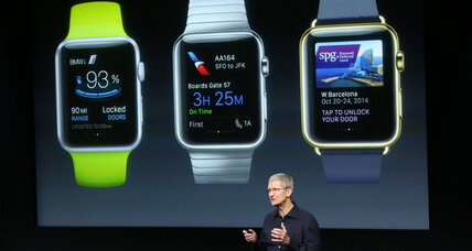 What secrets does Apple Watch have in store?