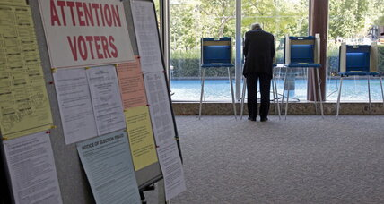 Wisconsin voter ID challenge turned away by Supreme Court