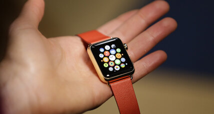 Apple Watch kicks rival fitness devices out of stores (+video)