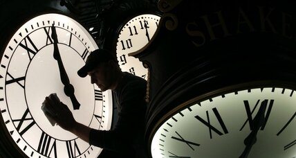 After daylight saving time shift, beware of 'microsleeps' (+video)