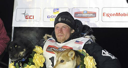 Dallas Seavey wins Iditarod race, again (+video)