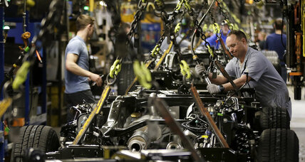 US economy grew at unchanged 2.2 percent rate in Q4 (+video)