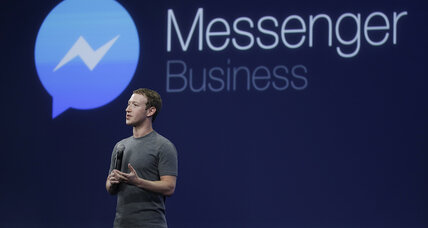 Facebook wants you to shop through its Messenger app