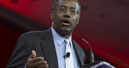 Ben Carson breaks all the rules in gay gaffe apology. Here's how.