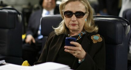 Are Hillary Clinton's e-mails scandal or mere controversy? New evidence.