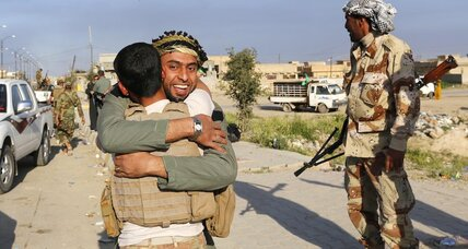 The nonmilitary victories in Iraq's battle of Tikrit