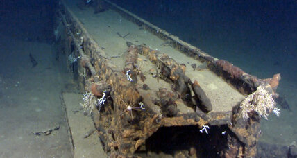 Microsoft co-founder believes he discovered sunken Japanese WWII battleship (+video)