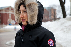 ... Canada Goose jackets invade trendy city streets ...