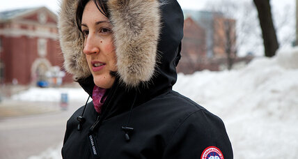 Canada Goose jackets invade trendy city streets