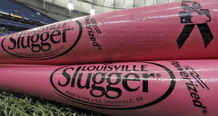 Louisville Slugger to be sold to Wilson Sporting Goods for $70 million