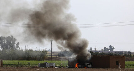 Islamic State: US airstrikes, internal divisions take toll on militants (+video)