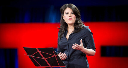 Monica Lewinsky's TED Talk: Can it help combat cyberbullying? (+video)