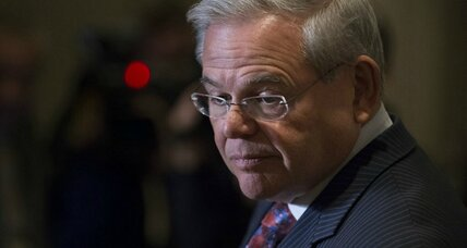 Sen. Bob Menendez: Will corruption charges stick? (+video)