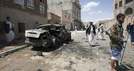 Yemen's IS affiliate takes responsibility for deadly mosque bombings