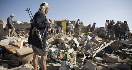 Yemen crisis: Saudi Arabia launches airstrikes to halt Houthi rebels