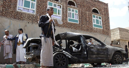 Over 40 dead after twin mosque suicide bombings in Yemen
