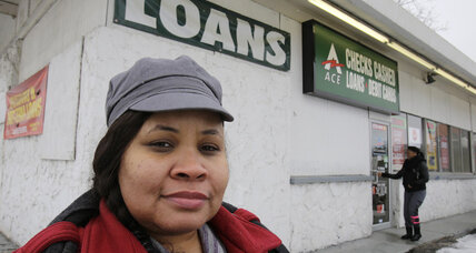 Payday loans face government crackdown
