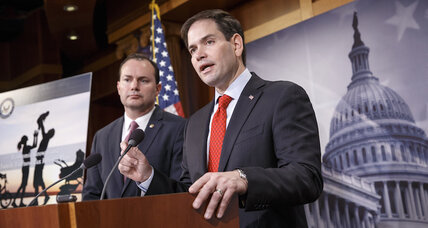 Rubio-Lee tax reform plan would add trillions to the debt