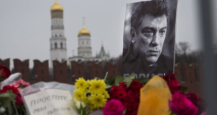 Questions over video in Boris Nemtsov murder