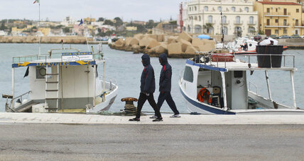 For refugees, Libya proves perilous stepping stone to new life in Europe