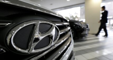 Hyundai recalls 205K Elantra sedans for possible power steering failure